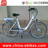 Dutch Lady 700c Electric Bicycle with Lithium Battery (JSE48-N7)