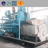 Lvhuan Power Cogeneration 1000kw Biogas Generator Set