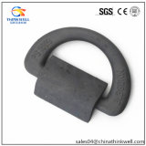 Galvanized Container Lashing Ring D Ring with Clamp Bracket