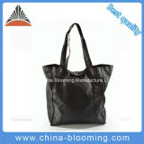 Eco 420d Polyester Recycled Foldable Shoulder Shopping Tote Bag