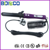 Auto Hair Curling Iron with Comb Set (A123)