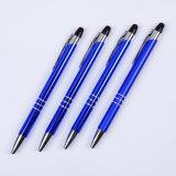 High Quality Sourcing Manufacturer Aluminum Slim Metal Touch Pen (TC-1014r)
