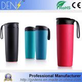 Travel Office Thermo Drinking Non-Spill Mug Bottle Suction Mug