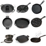 Customized Cast Iron Pan Handle