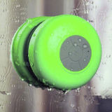 2016 Popular Mini Waterproof Bathroom Sucker Wireless Bluetooth Speaker (BS-030)