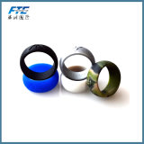 Multicolor for Mens Silicone Ring