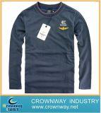 Wholesale Mens Fashion Cotton Long Sleeve Casual T-Shirt
