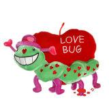 Lovely Stuffed Cartoon Plush Christmas Toy