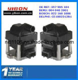 Ignition Coil 357905104 for Vw Series with ISO/TS16949