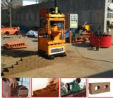 Automatic Interlocking and Paver Brick Machine Made in China