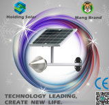 Integrated Energy Saving Solar Wall Lamp with Monocrystal Panel