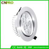 High Power 9W Recessed LED Ceiling Light