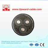 High Voltage Aluminum Conductor Armoured 220kv Power Cable