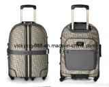 Oxford Trolley Wheeled Luggage Bag Case Suitcase (CY6929)