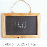 En71 ASTM Wood Blackboard with Natural Slate