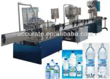 Automatic Mineral Water Filling Machine Output 2000bph