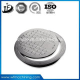 Cast Iron Casting Drainage Manhole Cover for Road Construction