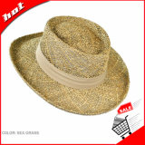 Classical Panama Hat Seagrass Straw Hat