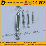 DIN 1480 H. D. G. Drop Forged Turnbuckle