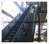 Large Angle Belt Conveyor with Corrugated Edge and Cross Section of The Conveyor Belt