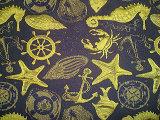 Jacquard Sea Animal Design Fabric