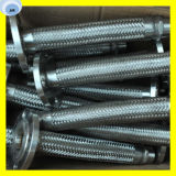 All Sizes Flexible Stainless Steel Pipe Oil Metal Hose