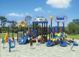 2017the Hottest Used Outdoor Playground Equipment for Sale