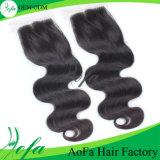 Lace Closure Human Virgin Hair Brazilian Hair Toupee