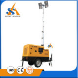 Wholesale Industrial Portable Telescopic Light Tower