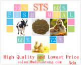 Fish Meal with High Protein for Animal Feed Hot Sale
