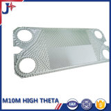 Replace Alfa Laval M10m Plate for Plate Heat Exchanger with Ss304/ Ss316L Made in China