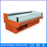 Commercial Meat Fresh-Keeping Dishes Display Cooling Cabinet