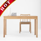 American Oak 2drawer Desk Wooden Writing Dining Kitchen Office Table