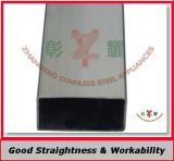 316L ERW Welded Stainless Steel Rectangle Pipe