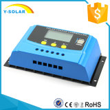 10A 12V/24V Solar Panel Charge Controller with USB-5V/2A Cy-K10A