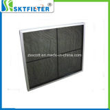 Pleat Aluminum Frame Nylon Mesh