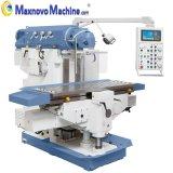 Versatility and Easy Retrofitting of Universal Milling Machine (mm-UWF15S)