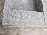 G655 White Flamed Granite Tiles for Floor