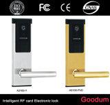 Security Waterproof Card Keypad Digital Door Lock for Hotel