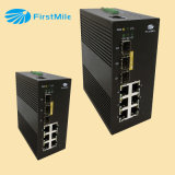 Gigabit Managed Industrial Ethernet Switch with Wide Temperature IDS 509W
