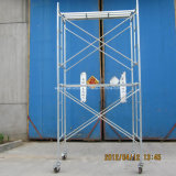Safe SGS Passed Scaffolding Frame System for Construction