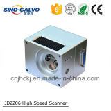 Hot Sale Great Quality 10mm Beam Aperture Jd2206A Scanner Laser Marking Head