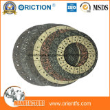 High Copper Clutch Facing Material for Trucks