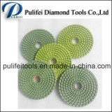 3 Inch Wet Flexible Polishing Pad for Marble Granite Concrete