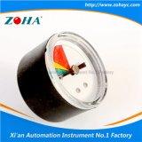 Hot-Sale Four Color Dial Mini Lead-Free Instrument Gauges