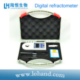 Portable Atc Temperature Display Digital Refractometer (LH-B55)