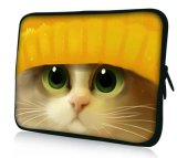 "13"" Cat Laptop Sleeve Case Notebook Bag Pouch for 13.3inch Apple for MacBook PRO, Air"