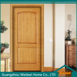Interior Two Panel Classical Wooden Door for Apartments Projects