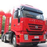 Iveco Hongyan Genlyon 380HP 430HP 6*4 10 Wheels Tractor Truck