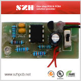 Puzzle Game Tool Audio Player PCB Assembly